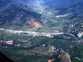 ブータン王国・風景